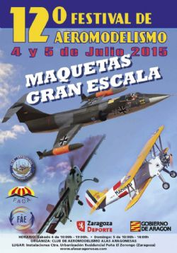 12� Festival de Aeromodelismo