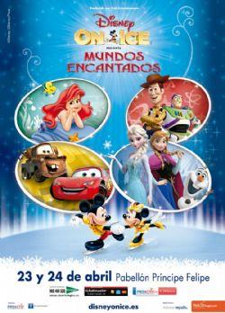 Disney On Ice «Mundos Encantados»