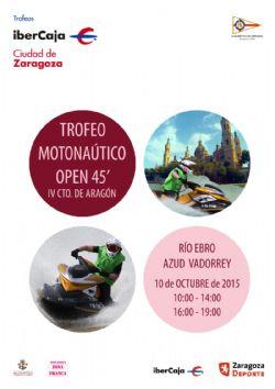 Trofeo ibercaja ciudad de zaragoza de moton utica for Ibercaja oficinas zaragoza