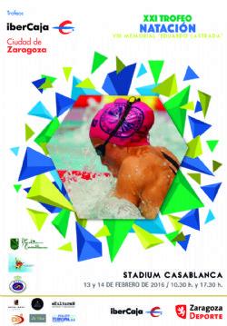 Trofeo �Ibercaja-Ciudad de Zaragoza� de Nataci�n