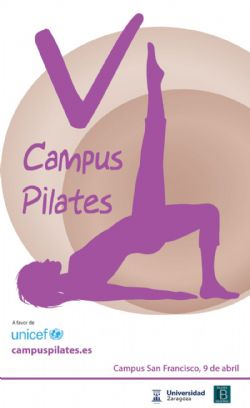 V CAMPUS DE PILATES A FAVOR DE UNICEF