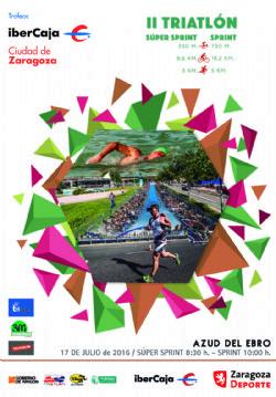 Ii triatl n ibercaja ciudad de zaragoza eventos for Ibercaja oficinas zaragoza
