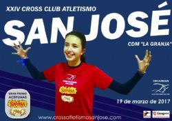 XXIV  Cross «Club Atletismo San José»
