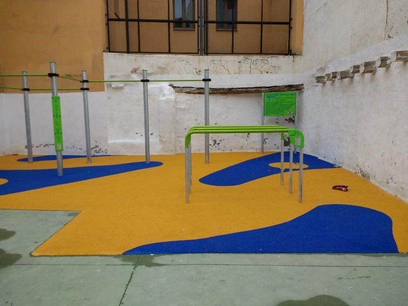 4. IDE Street Workout «Casta Álvarez» (Junta Municipal Casco Histórico).