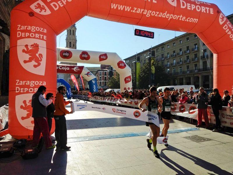 XXII EDP Media Maratón Trofeo «Ibercaja-Ciudad de Zaragoza»