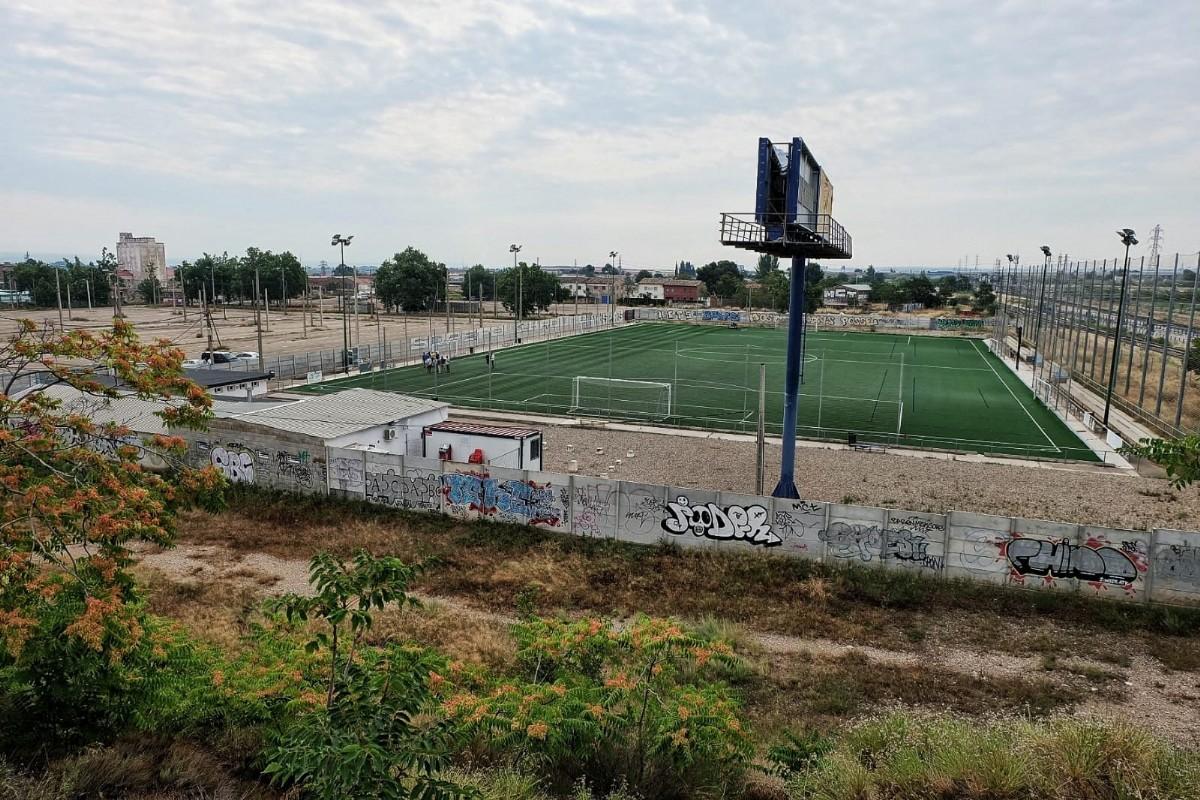 Campo Municipal de Fútbol Fleta