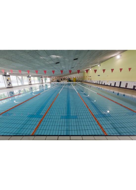 El Ayuntamiento prorrogará los abonos de las piscinas cubiertas para compensar los días que permanezcan cerradas