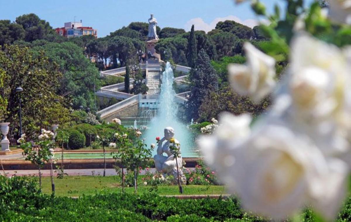 Parque Grande de Zaragoza