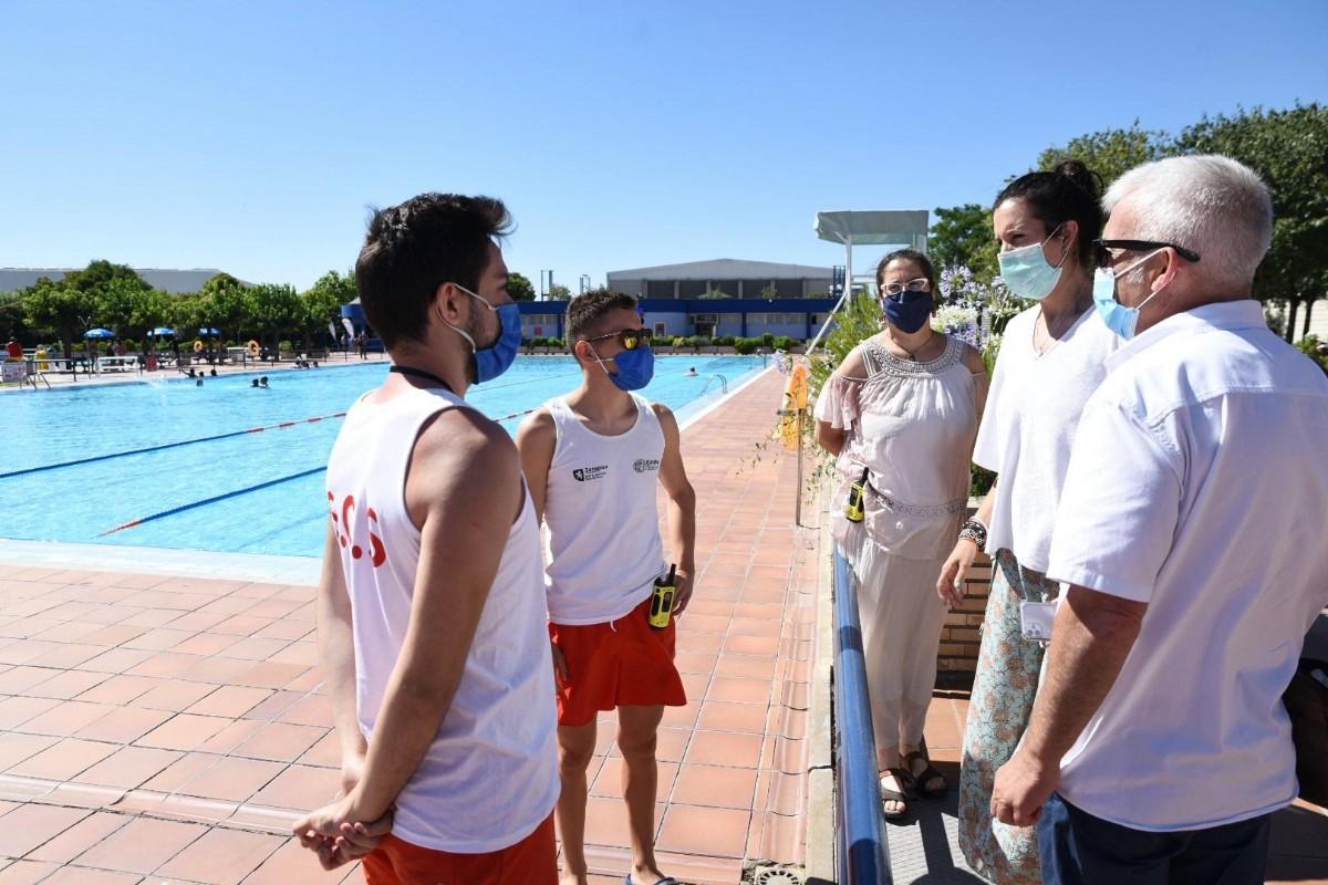 Las piscinas municipales de verano cierran la temporada más atípica sin incidencias relevantes y con un correcto cumplimiento de las medidas de seguridad sanitaria