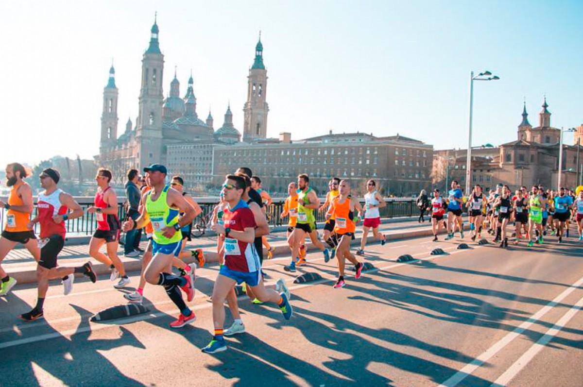 Maratón de Zaragoza
