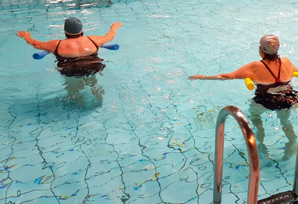 Zaragoza Deporte adapta los cursos de gimnasia y natación a la nueva normativa autonómica del nivel de alerta 3