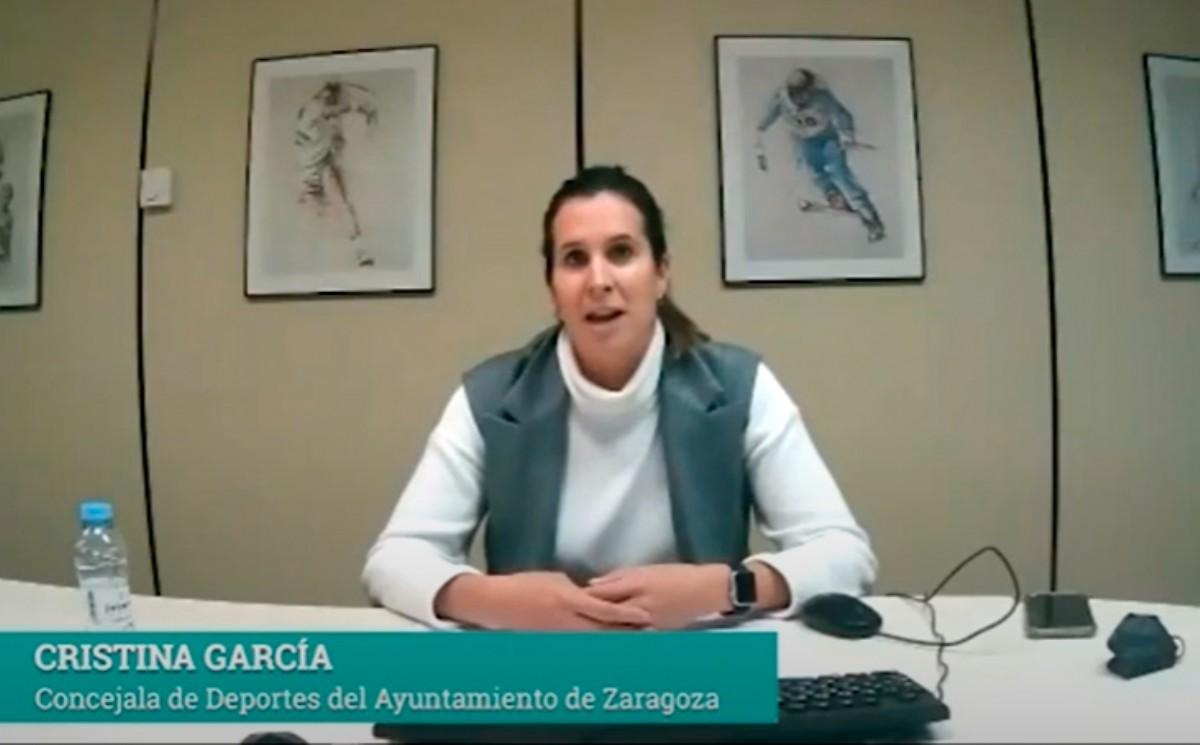 Éxito del webinar de presentación del programa «Zaragoza Deporte Sostenible»