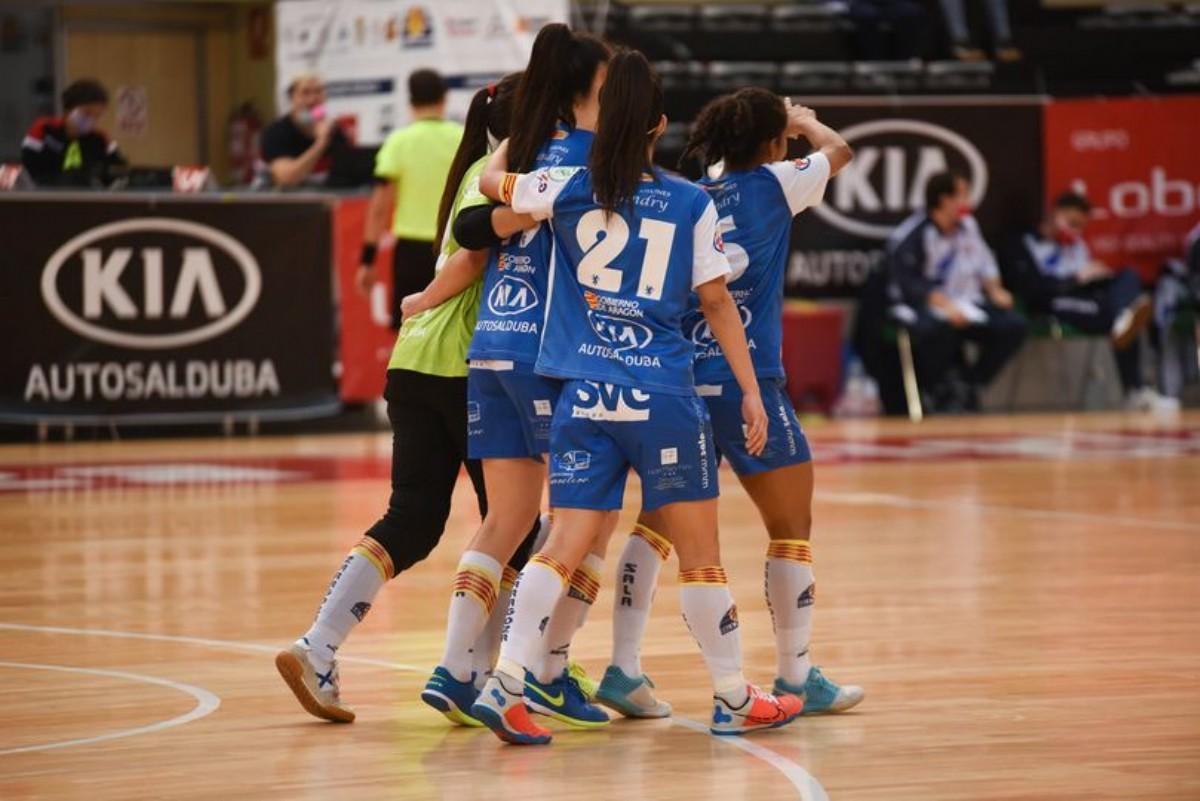 Zaragoza Deporte incrementa las ayudas a clubes de máxima categoría