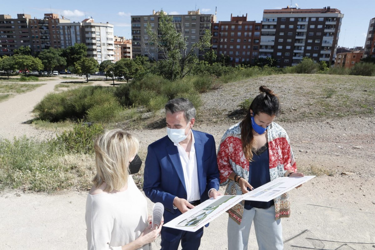 Presentado el proyecto del Centro Deportivo Municipal La Almozara