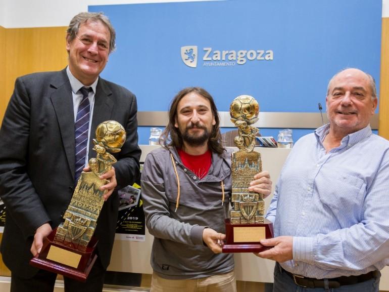 El Campo Municipal El Picarral celebra el XXXVI Torneo de Fútbol Base «Ibercaja-Ciudad de Zaragoza»