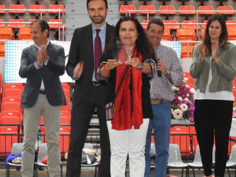 Fiesta fin de temporada de los cursillos municipales de Gimnasia de Mantenimiento 2019