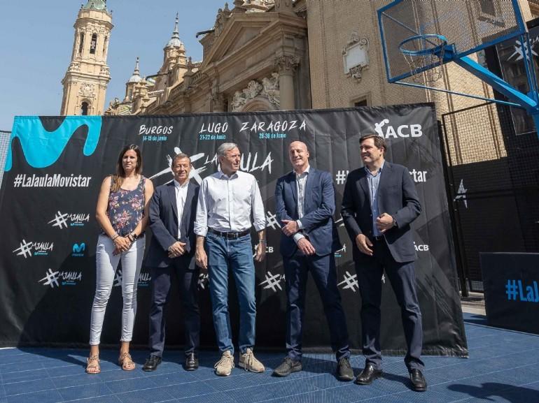 La Jaula ACB Movistar: el baloncesto callejero de primer nivel toma este fin de semana la plaza del Pilar