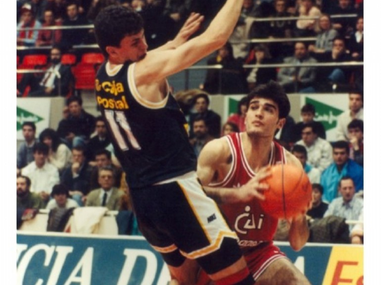 CLUB BALONCESTO ZARAGOZA (1990 - 1996)