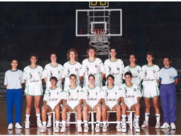 BANCO ZARAGOZANO - CAJALÓN (1990 - 1995)