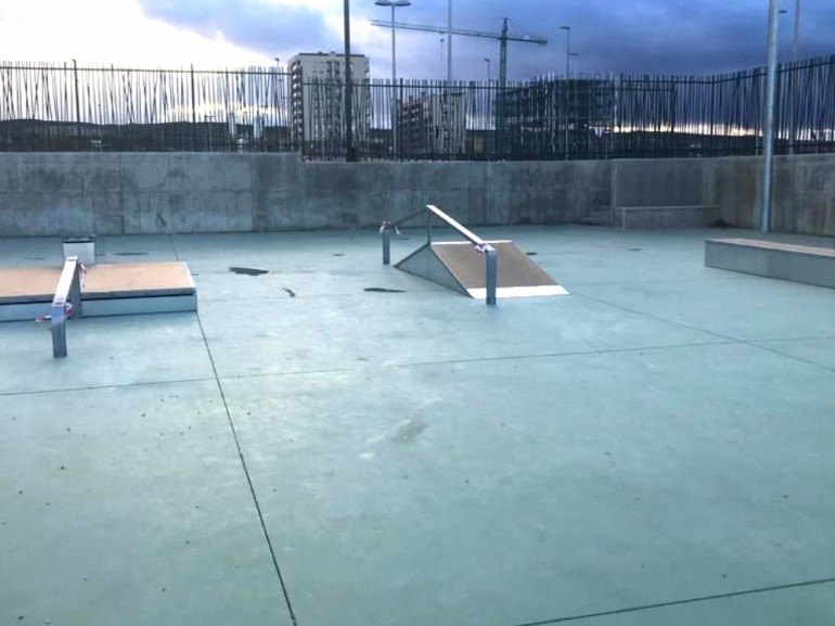 Instalación Deportiva Elemental «Arcosur»