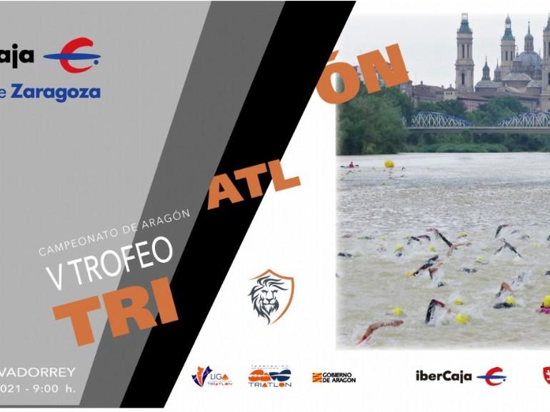 Trofeo «Ibercaja - Ciudad de Zaragoza» de Triatlón 2021