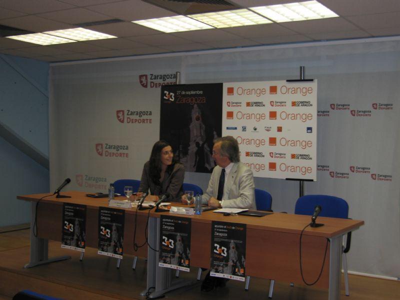 Rueda de Prensa «Orange 3 on 3»