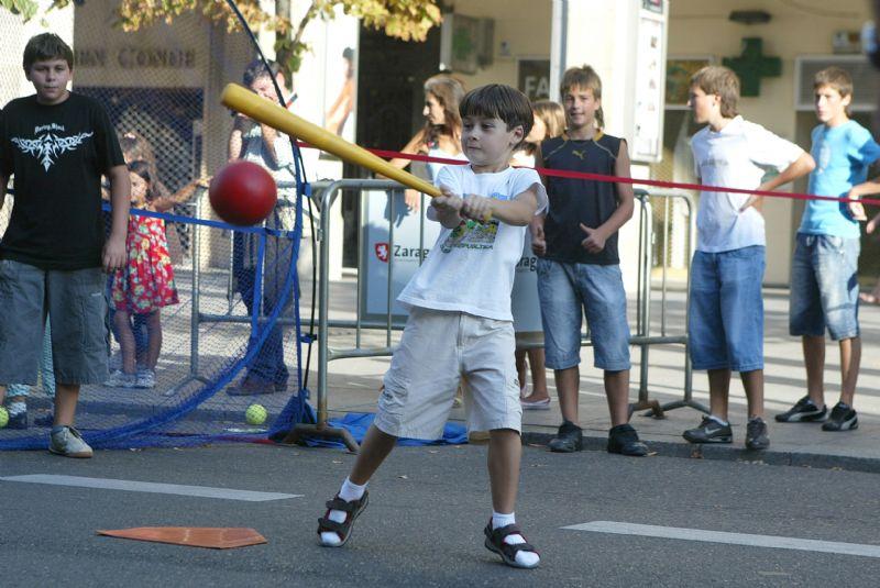 «Día del Deporte en la Calle»
