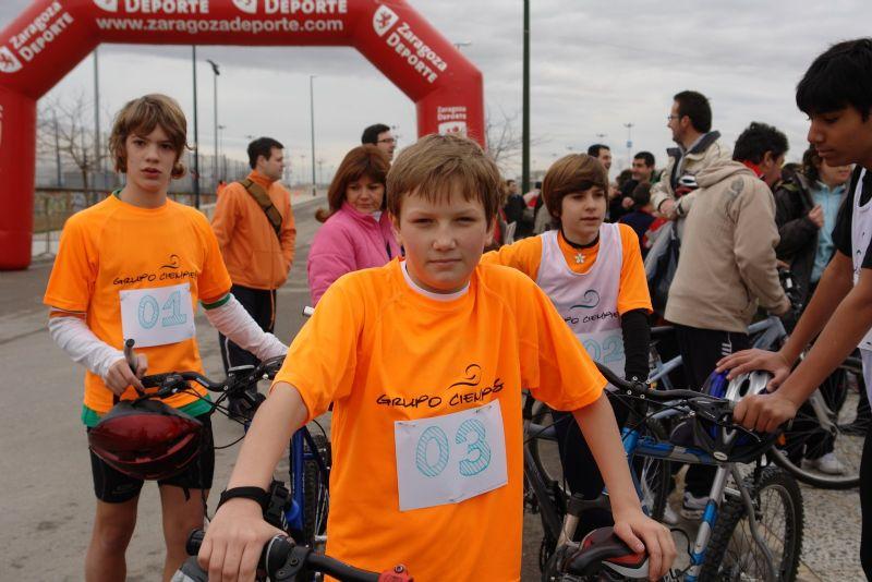 «I Circuito de iniciación al Triatlón» Duatlón 01/02/2009