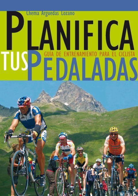 Portada libro «Planifica tus pedaladas»