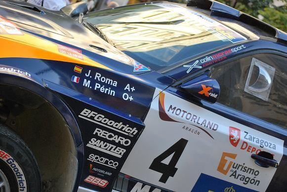 Nani Roma(Ganador coches)