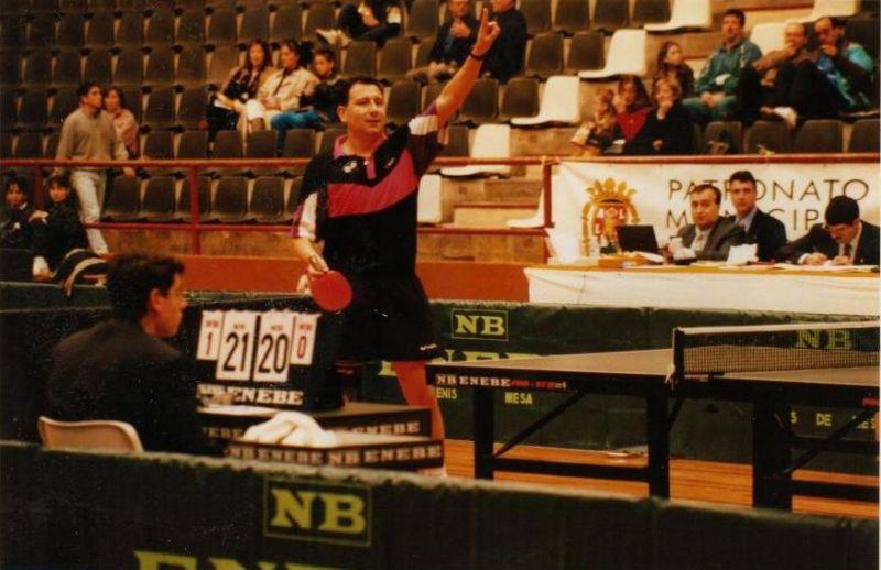 Trofeo CAI Ciudad de Zaragoza de Tenis de mesa