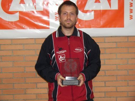 Felipe Contreras, campeón