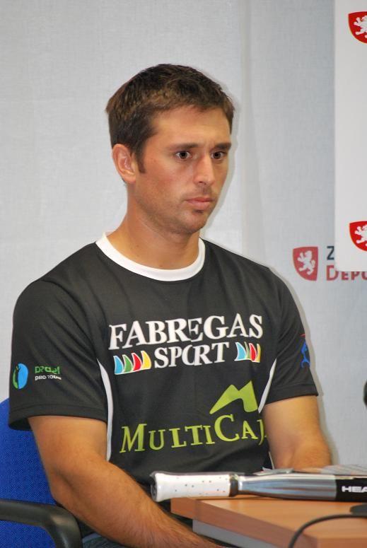 D. Matías Díaz (Jugador del Fabregas Sport)