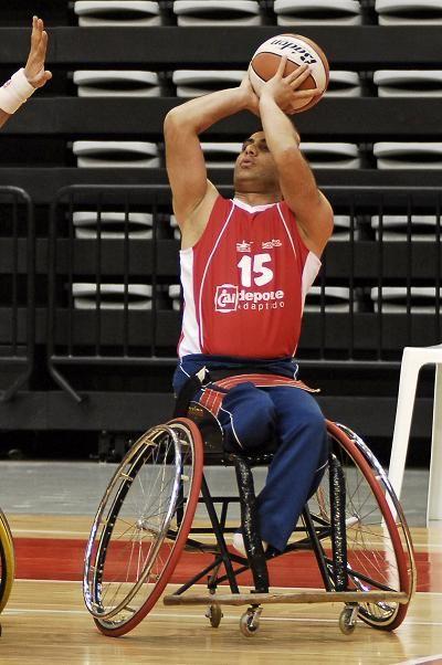 Trofeo «CAI Ciuded de Zaragoza» de Baloncesto en silla de ruedas