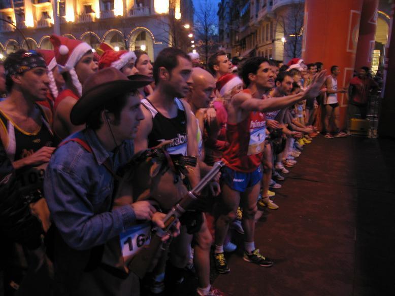 San Silvestre Zaragoza - 31 de diciembre de 2009