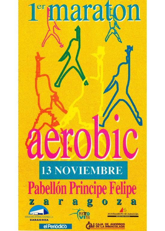 13 noviembre 1994 MARATÓN DE AERÓBIC