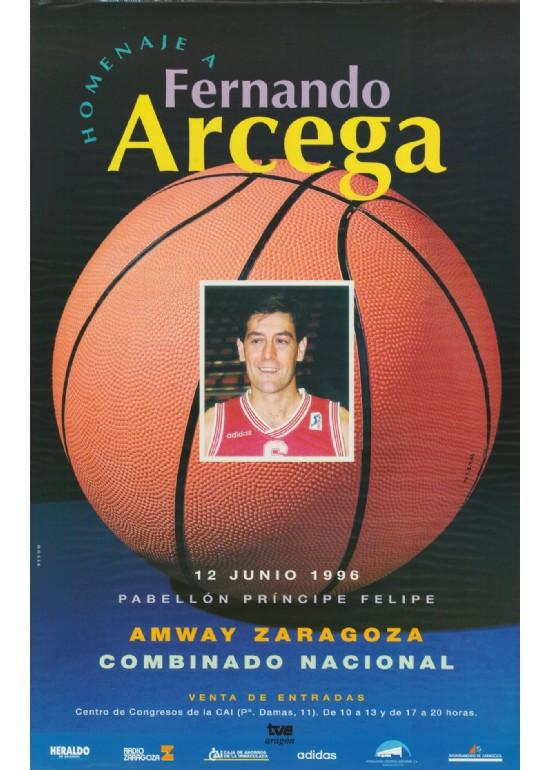 12 junio 1996 HOMENAJE A FERNANDO ARCEGA