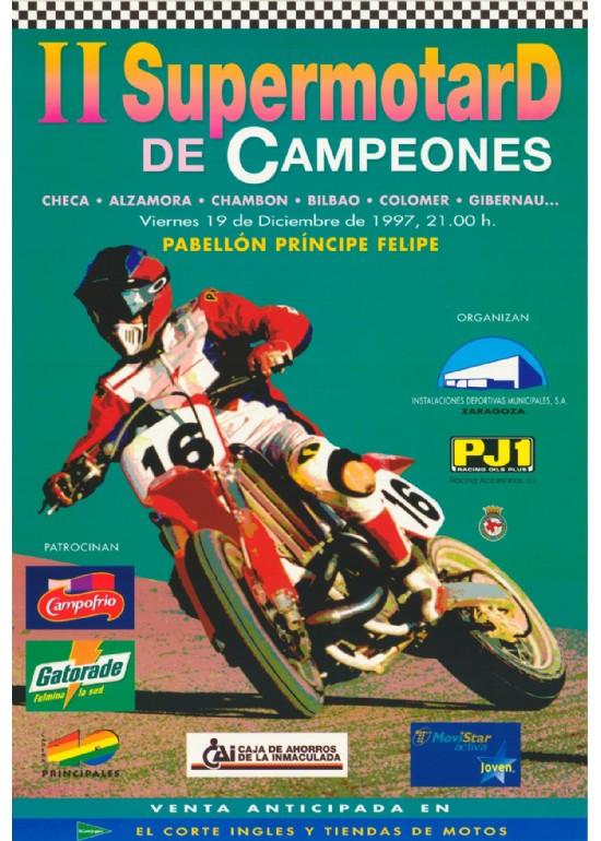 19 diciembre 1997 II SUPERMOTARD DE CAMPEONES