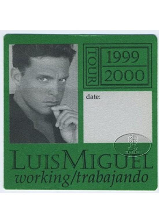 """11 octubre 1999 CONCIERTO """"LUIS MIGUEL"""""""