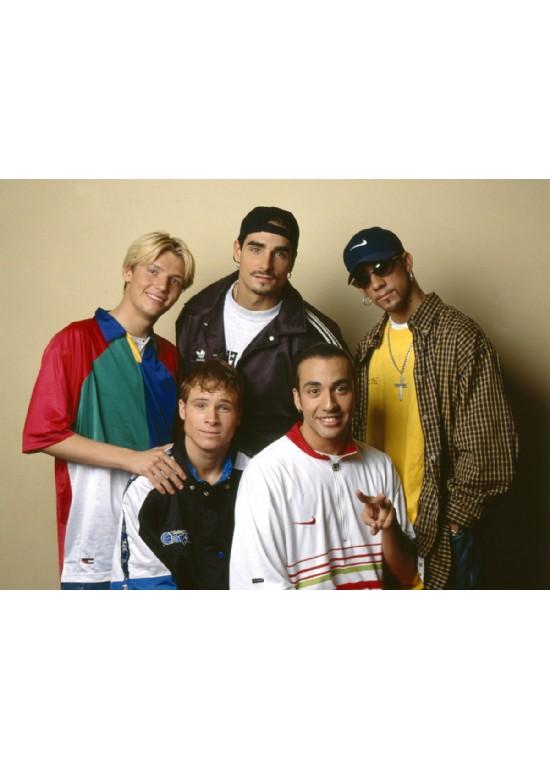 "12 julio 1999 CONCIERTO ""BACKSTREET BOYS"""