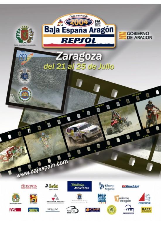 21 julio 2004 VERIFICACIONES BAJA ESPAÑA-ARAGÓN