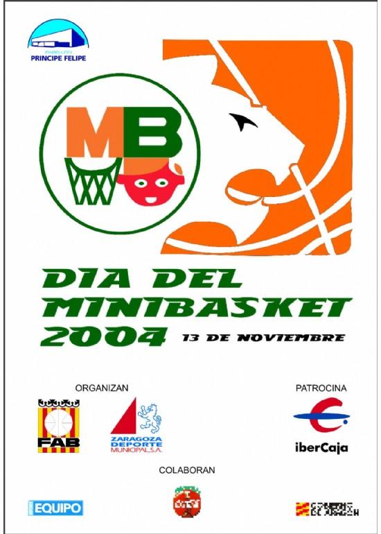 13 noviembre 2004 IX DIA DEL MINIBASKET