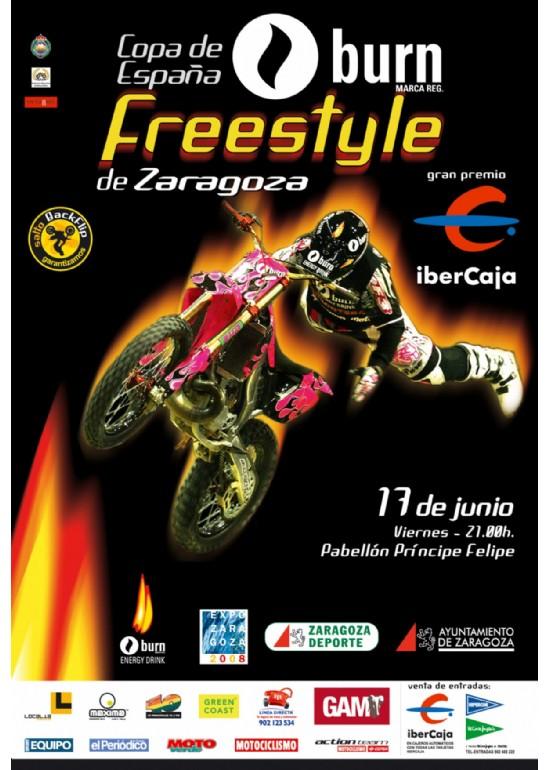 "17 junio 2005 II OPEN DE ESPAÑA DE FREESTYLE ""G.P. IBERCAJA"""
