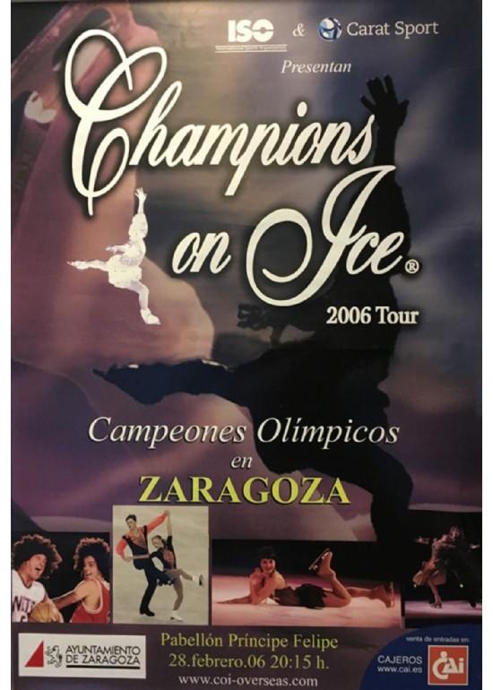 28 febrero 2006 GALA DE PATINAJE ARTISTICO «CHAMPIONS ON ICE »