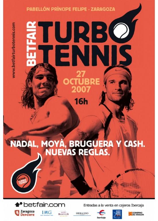 27 octubre 2007 BETFAIR TURBO TENNIS