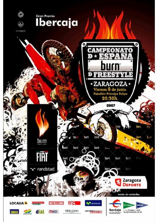 8 junio 2007 CAMPEONATO DE ESPAÑA DE FREESTYLE