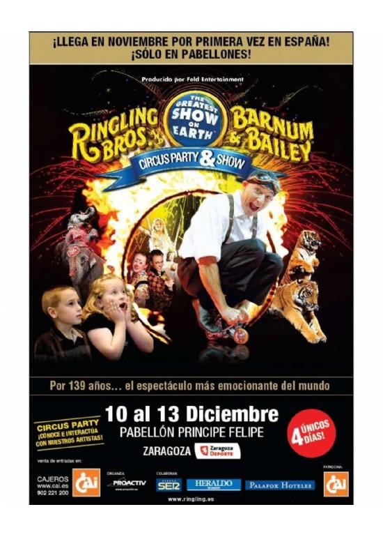 10 a 13 diciembre 2009 CIRCO RINGLING