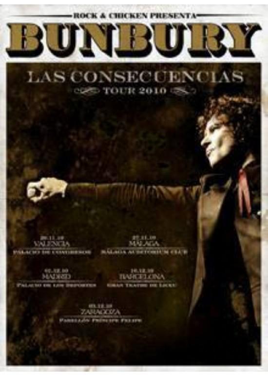 3 diciembre 2010 CONCIERTO DE ENRIQUE BUMBURY
