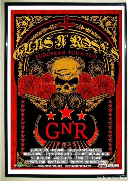 22 octubre 2010 CONCIERTO DE GUNS N´ ROSES