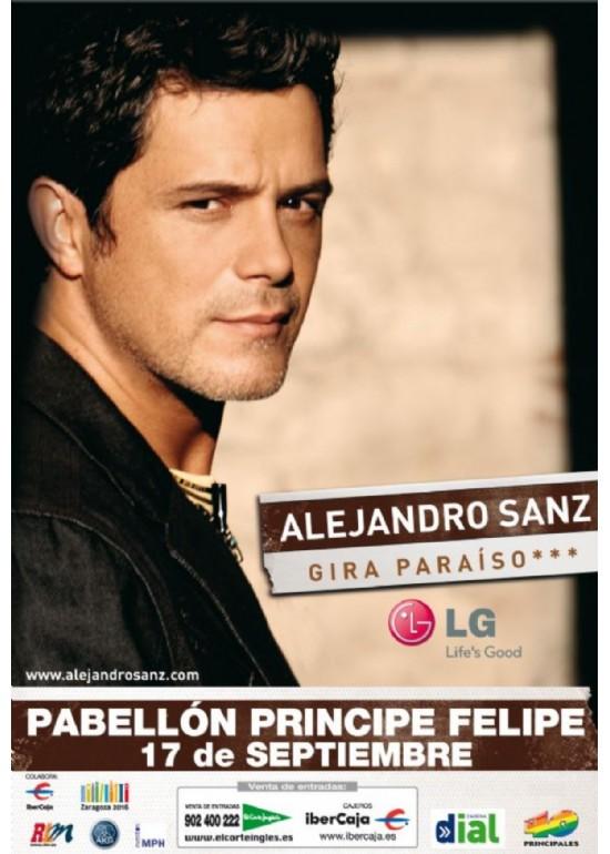 17 septiembre 2010 CONCIERTO DE ALEJANDRO SANZ